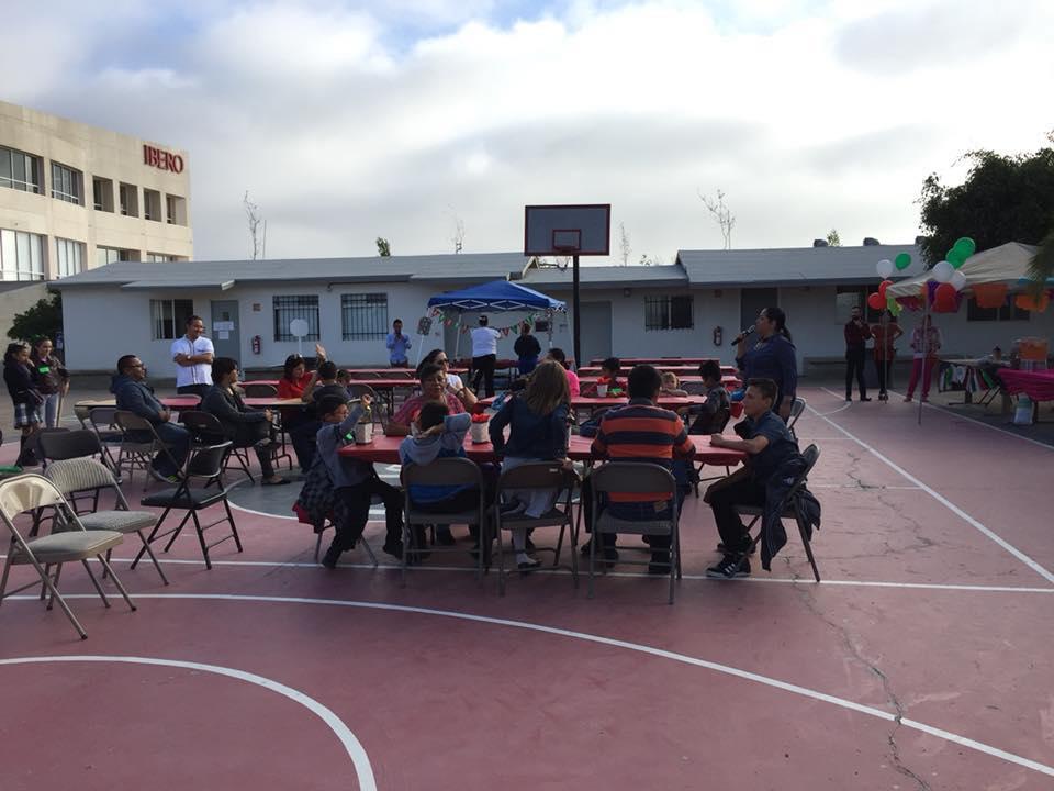 Fiesta mexicana para nuestros niños